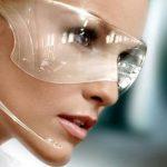 gli occhiali sportivi