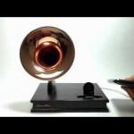 rinascita del grammofono