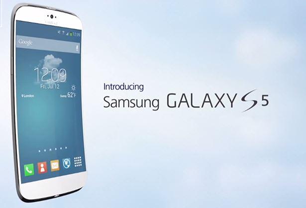 prototipo Galaxy s5