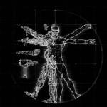 il robot vitruviano