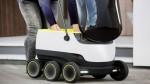 consegna robotica